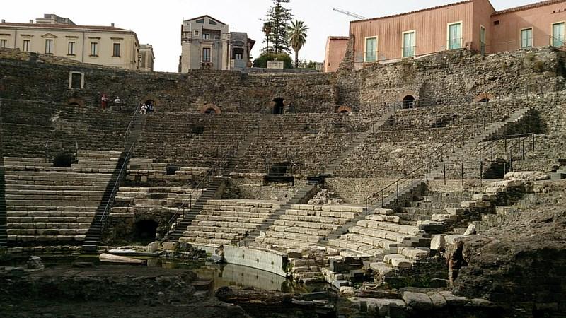 Teatro Antico Catania