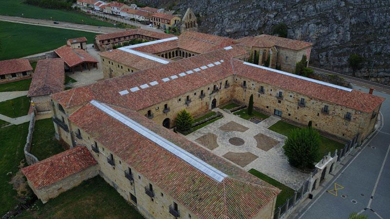 Monasterio de Santa María la Real, Aguilar de Campoo, Palencia