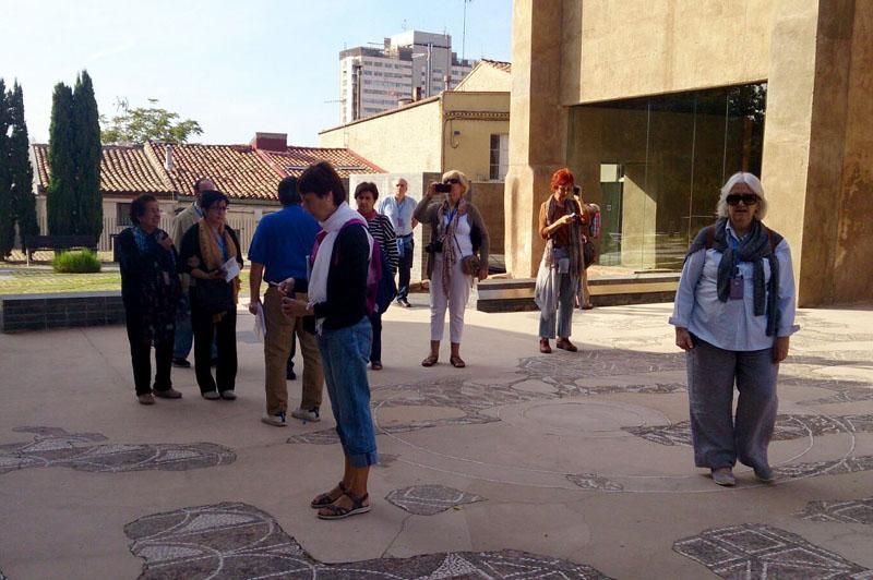 Visita ruinas Tarrasa con Cultur Viajes