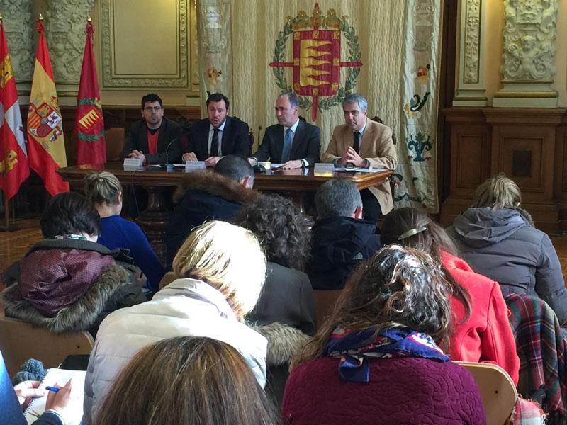Presentación LEE Valladolid