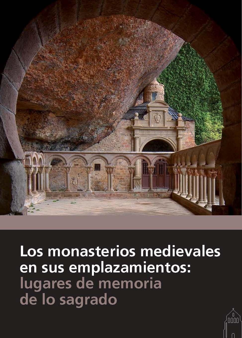 Portada libro monasterios medievales