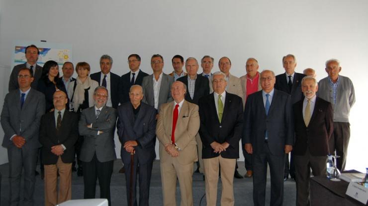Reunión Patronato Junio 2014