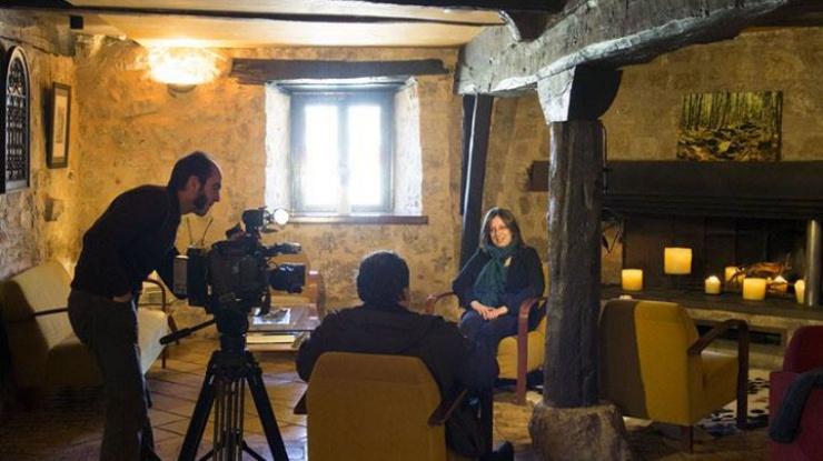 Entrevista Laura Puebla, gerente de Posada en TVE CyL