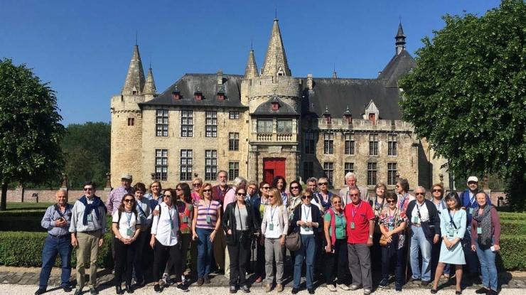 Viaje Flandes 2017