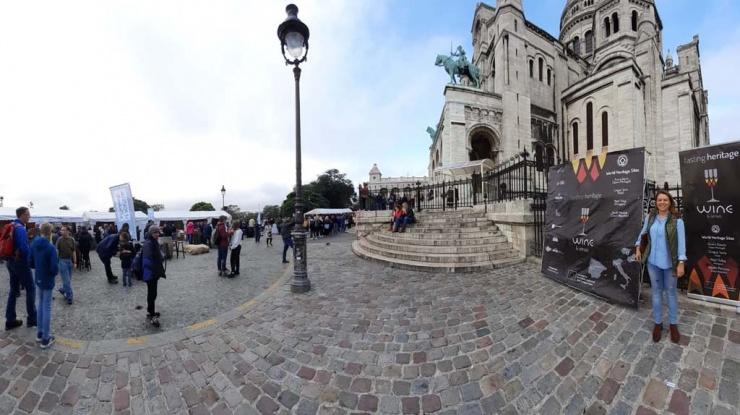 Feria del Vino de Montmartre, París 2019