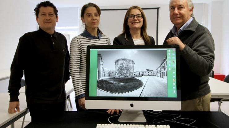 Jurado V premio de Fotografía Románico Digital