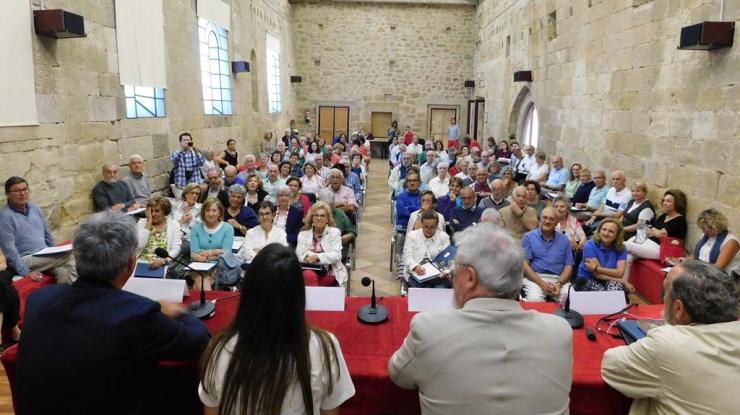 Inauguración del Seminario sobre Historia del Monacato 2019