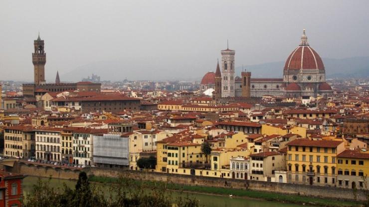 Florencia, Jaime Nuño
