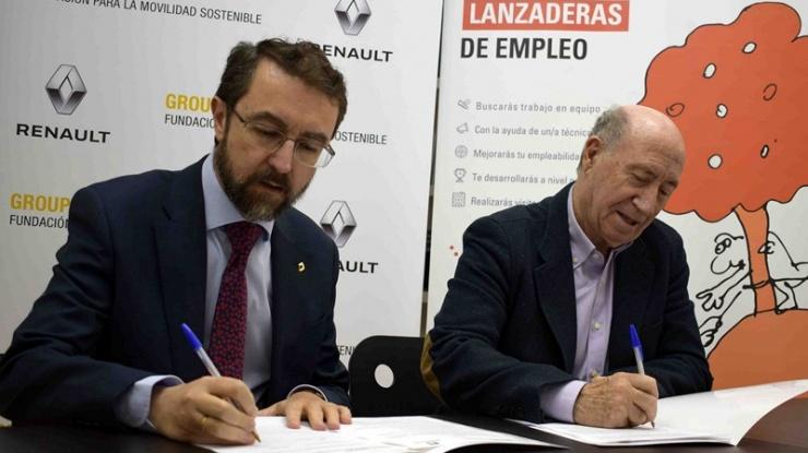 Convenio Fundación Renault para la Movilidad Sostenible