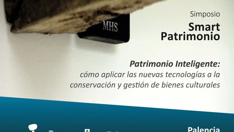Flyer Simposio Smart Patrimonio Palencia