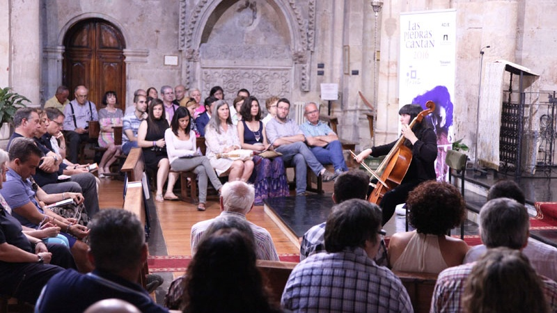 Recital de Amarilis Dueñas en San Martín de Tours