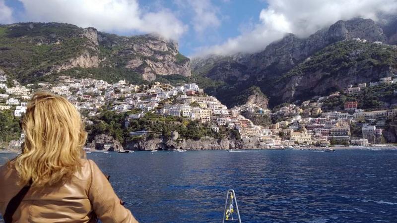 Viaje Nápoles - Costa Amalfitana