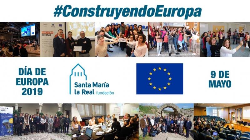 Imagen para la Campaña del Día de Europa 2019