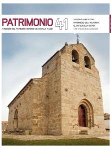 Portada Revista Patrimonio 41