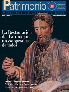 Portada Revista Patrimonio 12