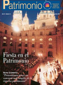 Portada Revista Patrimonio 15