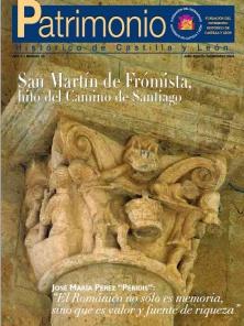 Portada Revista Patrimonio 18