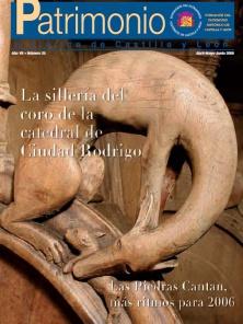 Portada Revista Patrimonio 25