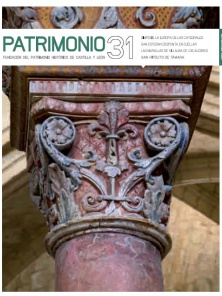 Portada Revista Patrimonio 31