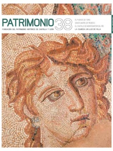 Portada Revista Patrimonio 38