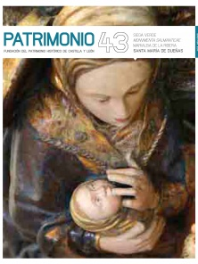 Portada Revista Patrimonio 43