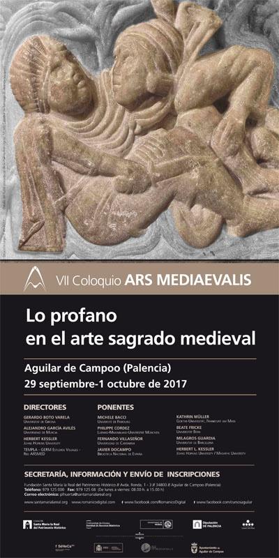 Cartel Ars Mediaevalis 2017