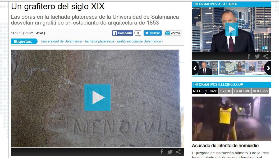 Vídeo en Telecinco
