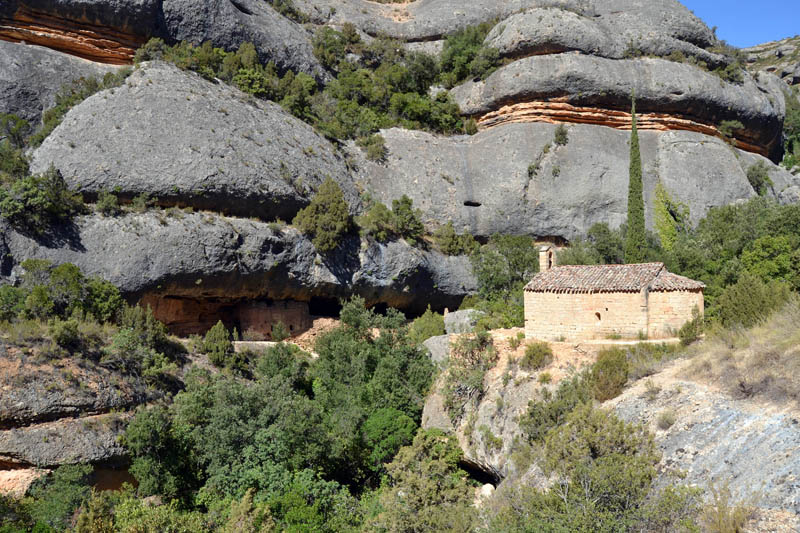Sant Bartomeu de Fraguerau, Tarragona