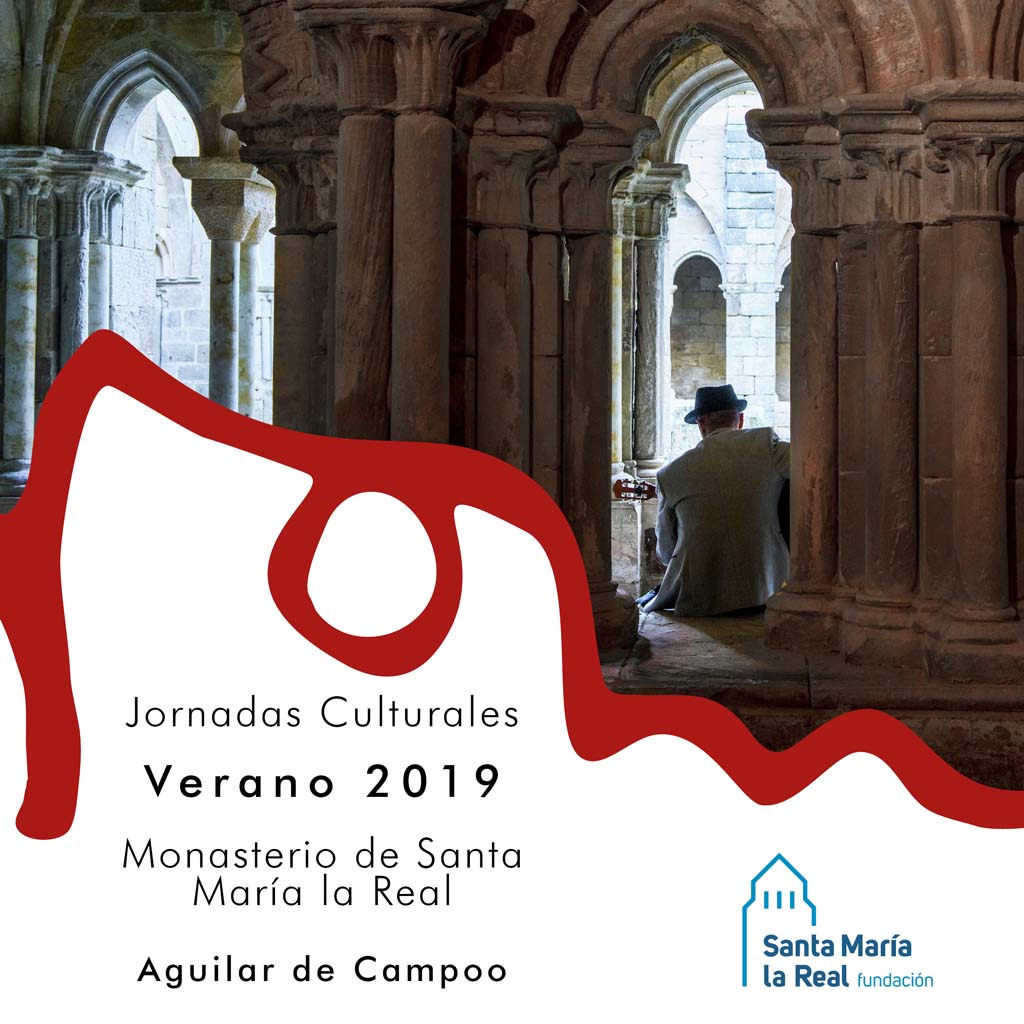 Anuncio Jornadas Culturales Verano 2019