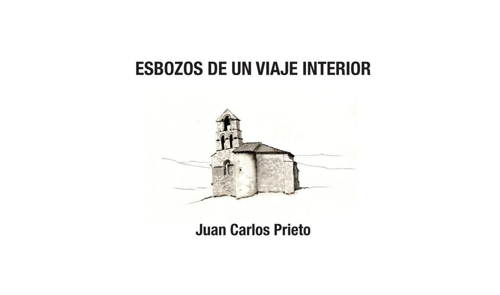 """Portada del catálogo de la exposición """"Esbozos de un viaje interior"""" de Juan Carlos Prieto"""