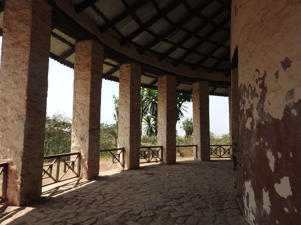 Palacio del Moti Kumsa Moroda, Etiopía