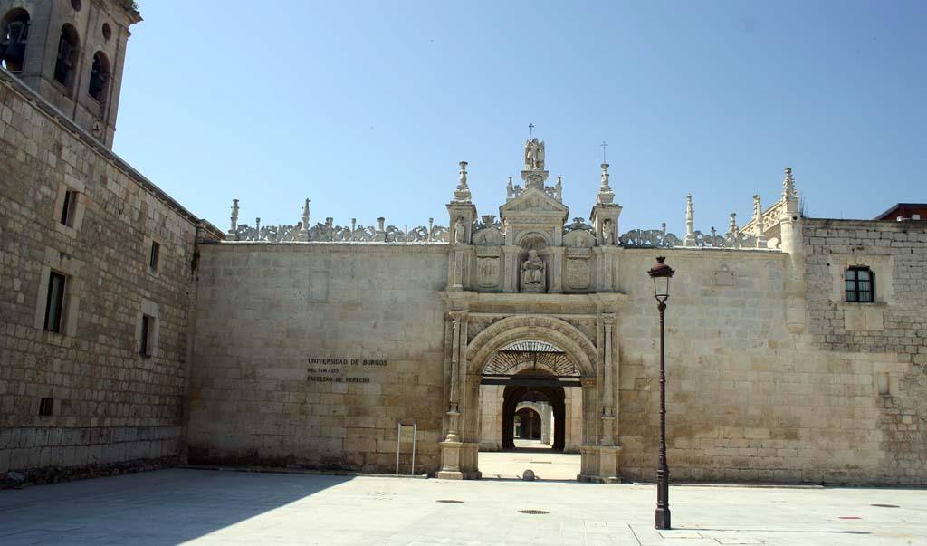 Hospital del Rey, Burgos