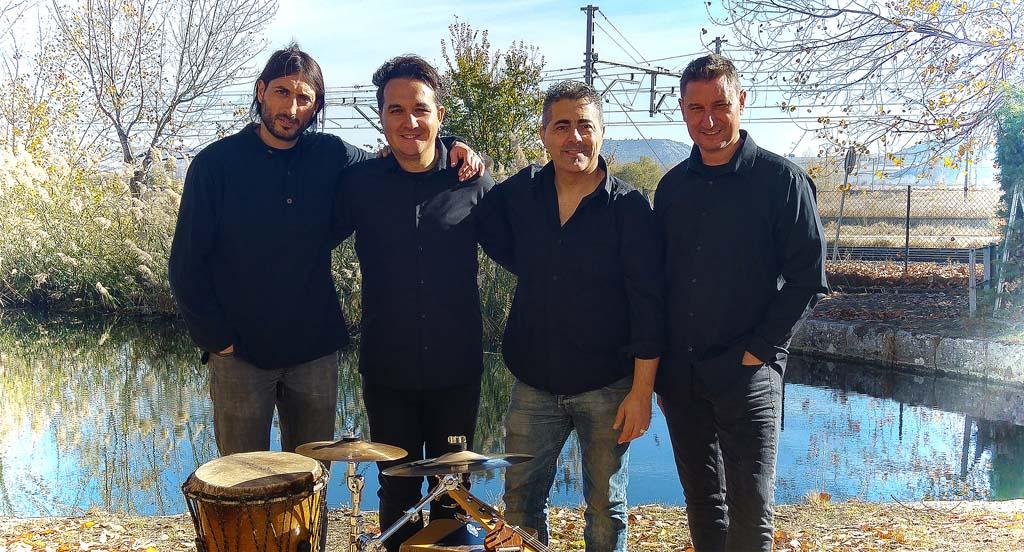 Lévid Cuarteto Folk