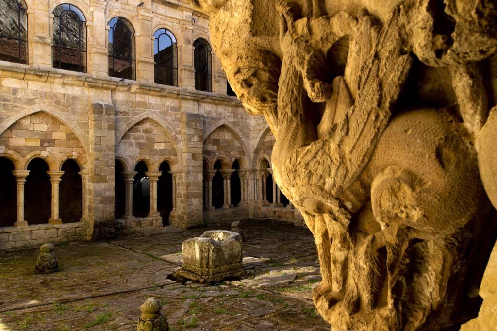 monasterio de Santa María la Real, Aguilar de Campoo