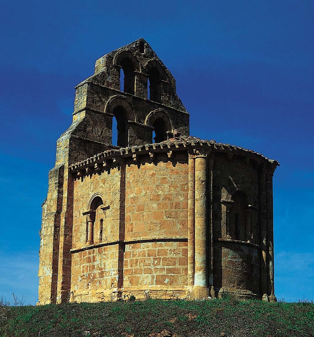 ermita de San Facundo, Los Barrios de Bureba (Burgos)
