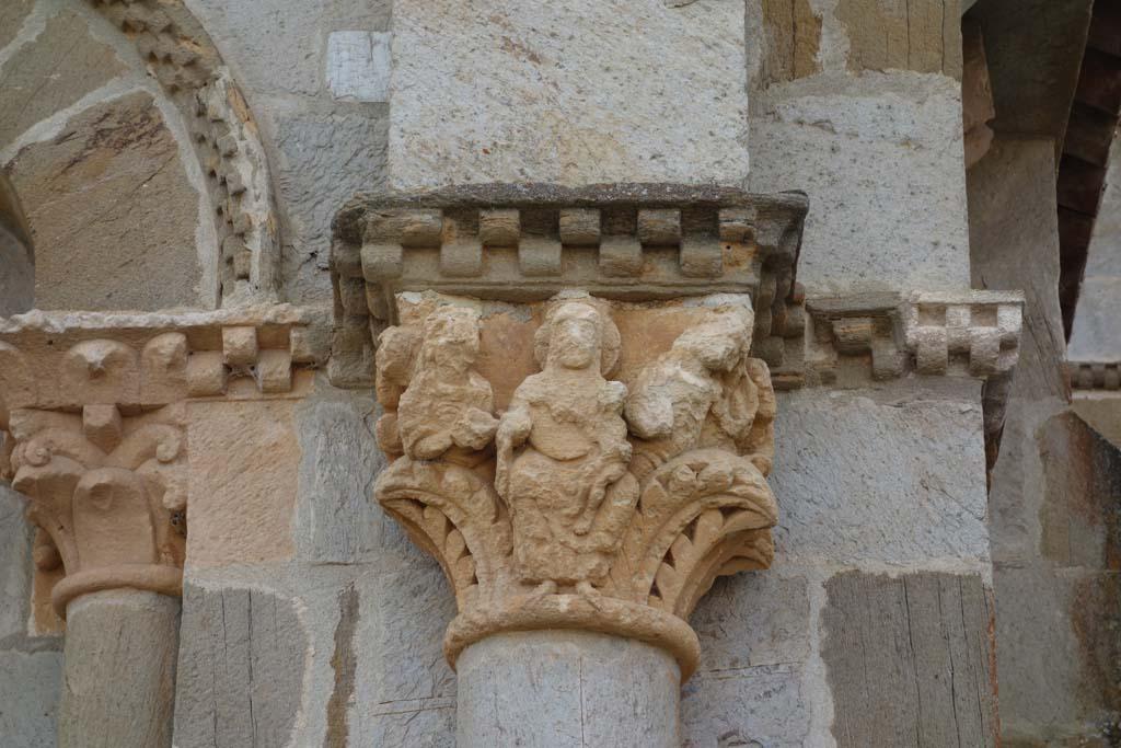 detalle Santa Marta de Tera, Zamora