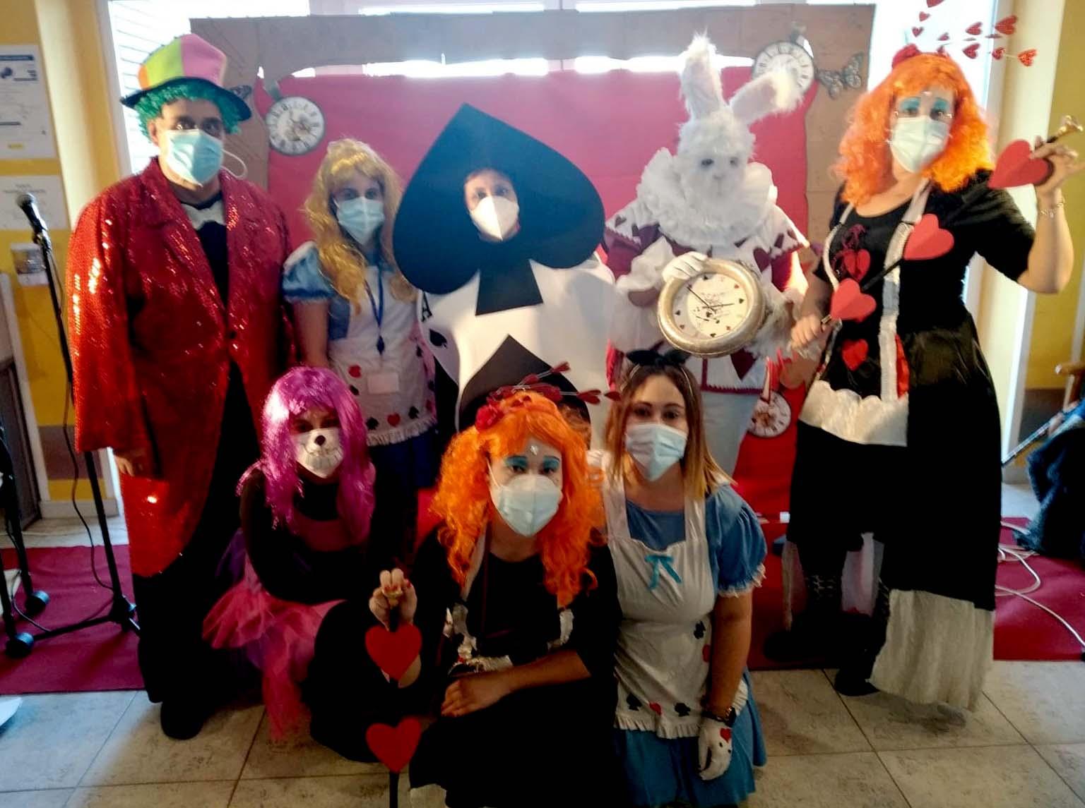 Carnaval 2021 en Tercer Actividad León