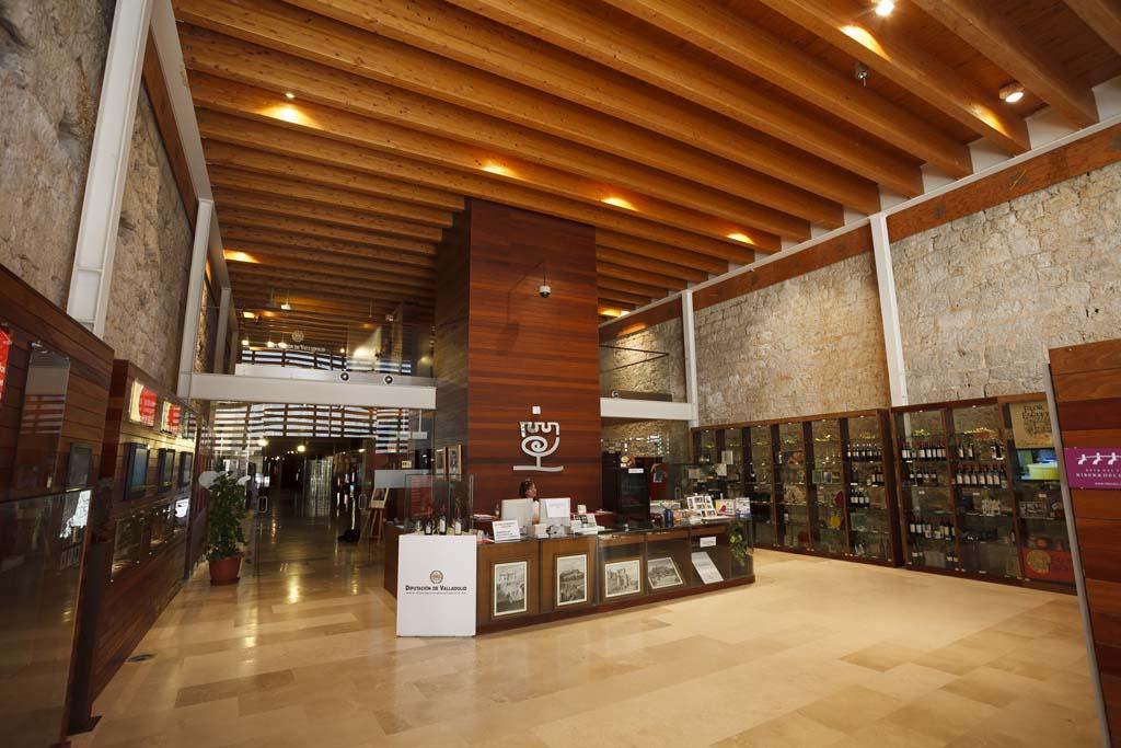 Museo del Vino de Peñafiel (Valladolid)