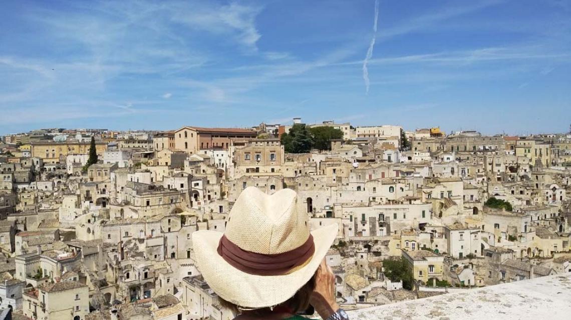 Detalle del recorrido de Cultur Viaje por Matera
