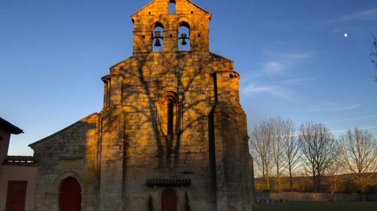 monasterio de Santa Eufemia de Cozuelos, Palencia