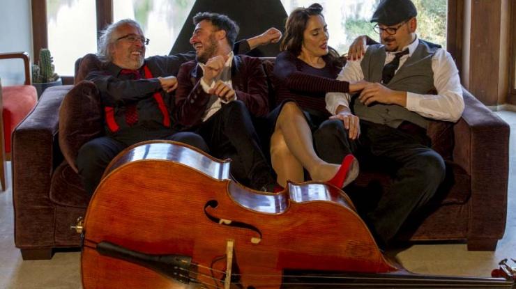 Cuarteto Cover Club