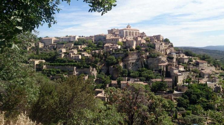 Gordes, Provenza (Francia) Cultur Viajes