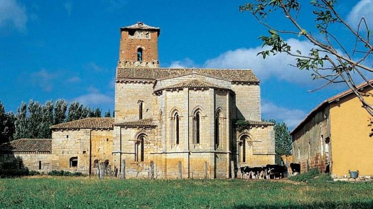 monasterio de Santa Cruz, Ribas de Campos (Palencia)