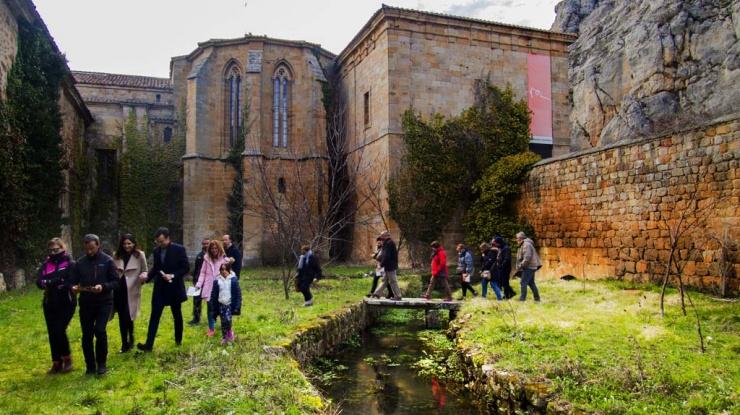 V Jornadas Culturales Rom_Barrio de Santa María