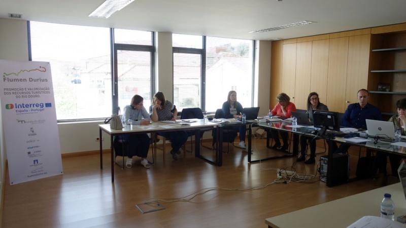 Reunión de Flumen  Durius en Miranda do Douro