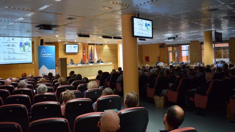 Apertura I Jornadas Arte Románico en  Madrid