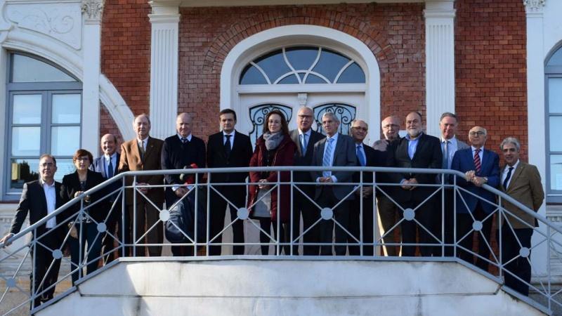 Reunión del Patronato FSMLR Diciembre 2019