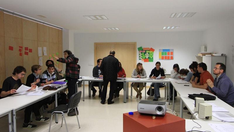 Fin curso FOD Medio ambiente