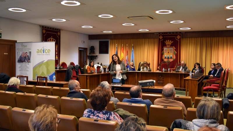 Presentación Urban Age Friendly en Aranda de Duero