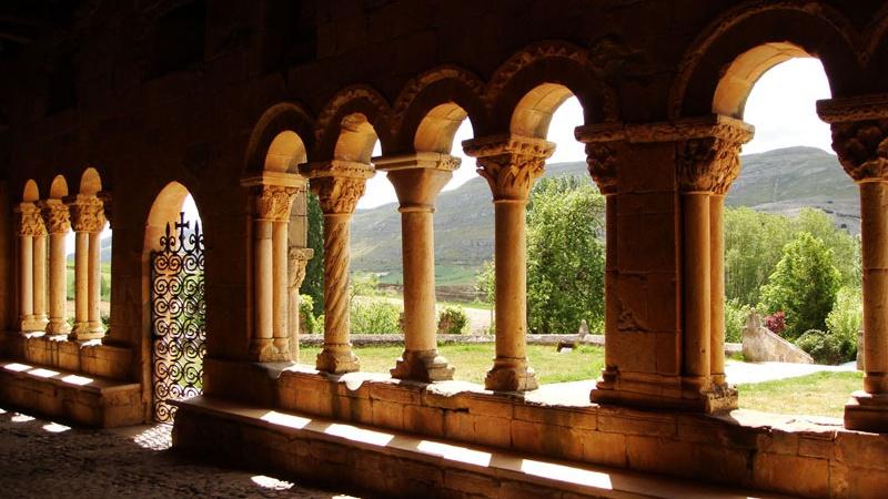 Pórtico de Rebolledo de la Torre, Burgos